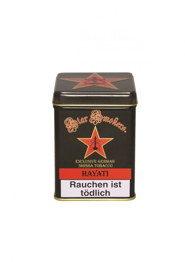 Star Smokers Shisha Dose Hayati